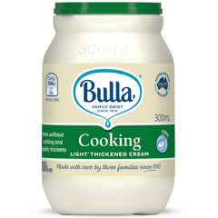 Bulla - Cooking Light Thickened Cream | Harris Farm Online