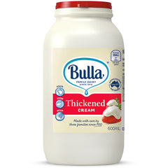 Bulla - Thickened Cream | Harris Farm Online
