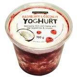 Harris Farm - Yoghurt Raspberry & Coconut (700g)