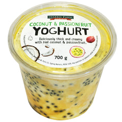 Harris Farm - Yoghurt - Coconut Passionfruit | Harris Farm Online