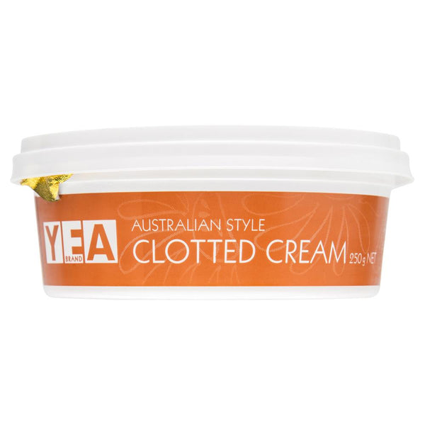 Yea Australian Style Clotted Cream 250g , Frdg2-Dairy - HFM, Harris Farm Markets  - 2