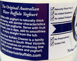Shaw River Natural Buffalo Milk Yoghurt 500g