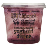 Ruby & Roy's Yoghurt Boysenberry Authentic Divine 700g , Frdg2-Dairy - HFM, Harris Farm Markets  - 1