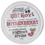Ruby & Roy's Yoghurt Boysenberry Authentic Divine 700g , Frdg2-Dairy - HFM, Harris Farm Markets  - 3