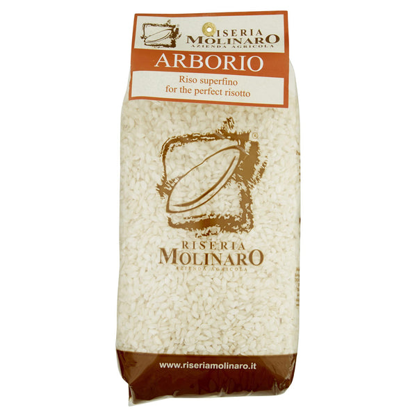 Riseria Molinaro Arborio 1kg , Grocery-Grains - HFM, Harris Farm Markets  - 1