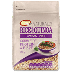 SunRice Naturally Rice and Quinoa 750g