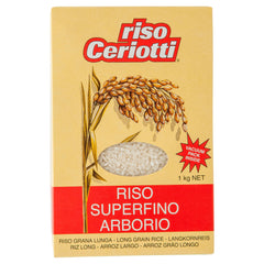 Ceriotti Arborio Rice 1kg , Grocery-Dry Goods - HFM, Harris Farm Markets  - 1