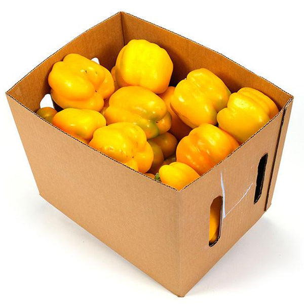 Capsicum Yellow (Case Sale) | Harris Farm Online