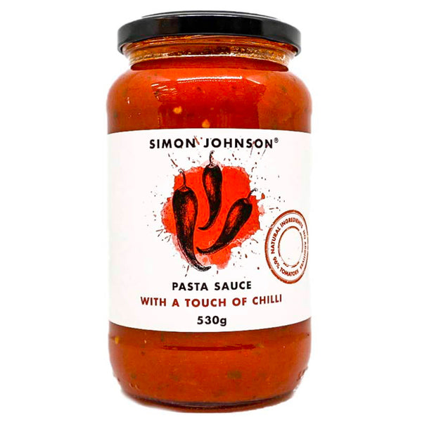 Simon Johnson - Pasta Sauce - Chilli | Harris Farm Online