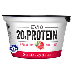 Evia - Yoghurt Protein - Strawberry | Harris Farm Online