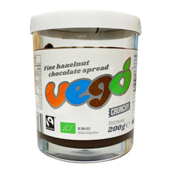 Vego Fine Hazelnut Chocolate Spread 200g