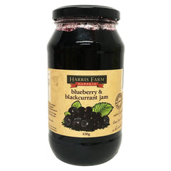 Harris Farm - Jam - Blueberry & Blackcurrant (630g)