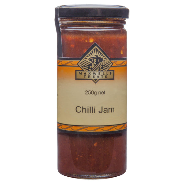 Maxwell Chilli Jam 250g , Grocery-Cooking - HFM, Harris Farm Markets  - 1