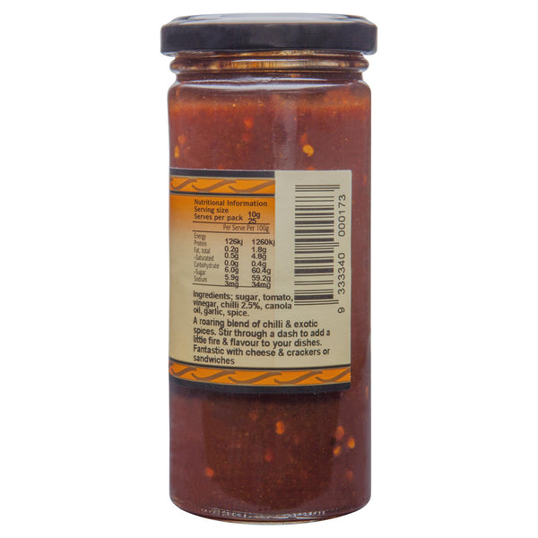 Maxwell Chilli Jam 250g , Grocery-Cooking - HFM, Harris Farm Markets  - 2