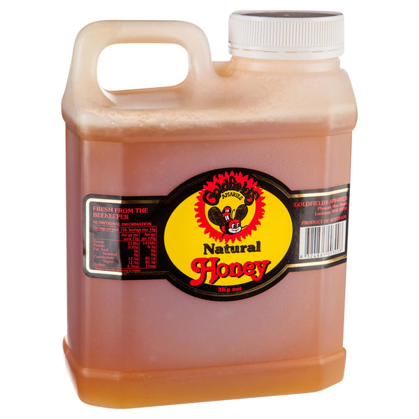 Goldfield Honey 3kg , Grocery-Spreads - HFM, Harris Farm Markets  - 1