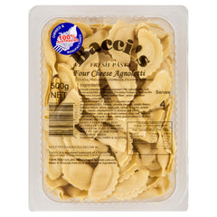 Baccis Four Cheese Agnolotti 500g , Frdg3-Meals - HFM, Harris Farm Markets