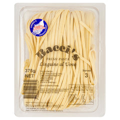 Baccis Fresh Pasta Linguine Al Vovo 375g , Frdg3-Meals - HFM, Harris Farm Markets