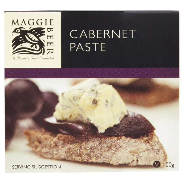 Maggie Beer Paste Cabernet 100g , Grocery-Antipasti - HFM, Harris Farm Markets  - 1