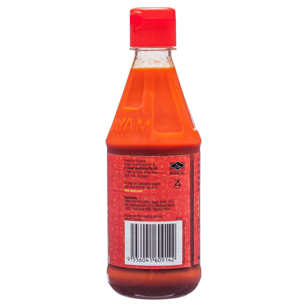 Ayam Chilli Sauce Hot Sriracha 435ml , Grocery-Asian - HFM, Harris Farm Markets  - 3