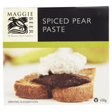 Maggie Beer Paste Spiced Pear 100g , Grocery-Antipasti - HFM, Harris Farm Markets  - 1