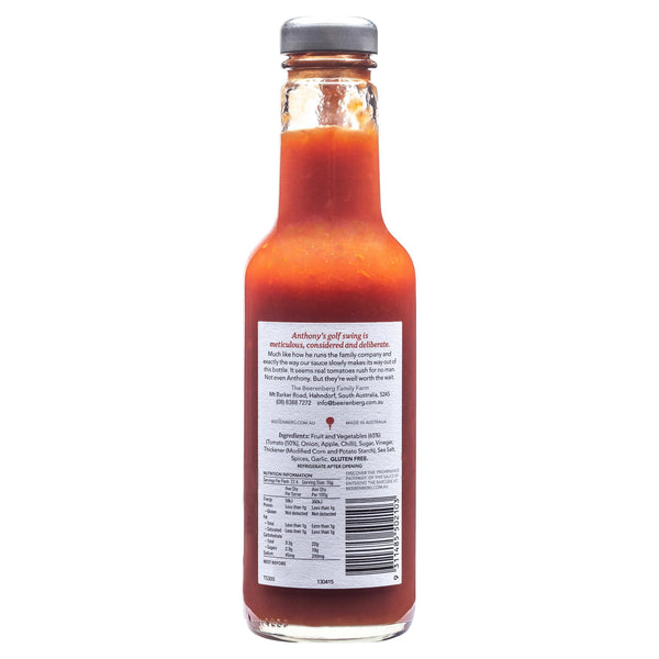 Beerenberg Tomato Sauce 300ml , Grocery-Cooking - HFM, Harris Farm Markets  - 2