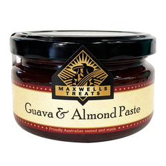 Maxwells Treats Paste Guava and Almond  | Harris Farm Online