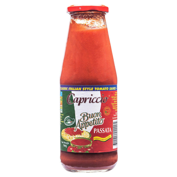 Capriccio Passata 700g , Grocery-Can Veg - HFM, Harris Farm Markets  - 1