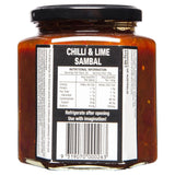 Goan Cuisine Chilli Lime Sambal 415g , Grocery-Cooking - HFM, Harris Farm Markets  - 2
