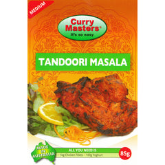 Curry Masters - Tandoori Masala | Harris Farm Online