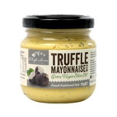 Chefs Choice - Truffle Mayonnaise - with Extra Virgin Olive Oil (115g)