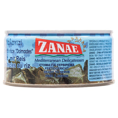 Zanae Antipasti Vine Leaves Stuffed 280g , Grocery-Condiments - HFM, Harris Farm Markets  - 1