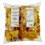 Nature's Earth Corn Chips Unsalted 500g , Grocery-Confection - HFM, Harris Farm Markets  - 2