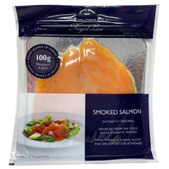 Salmon - Smoked Prepacked (100g) Royal Line