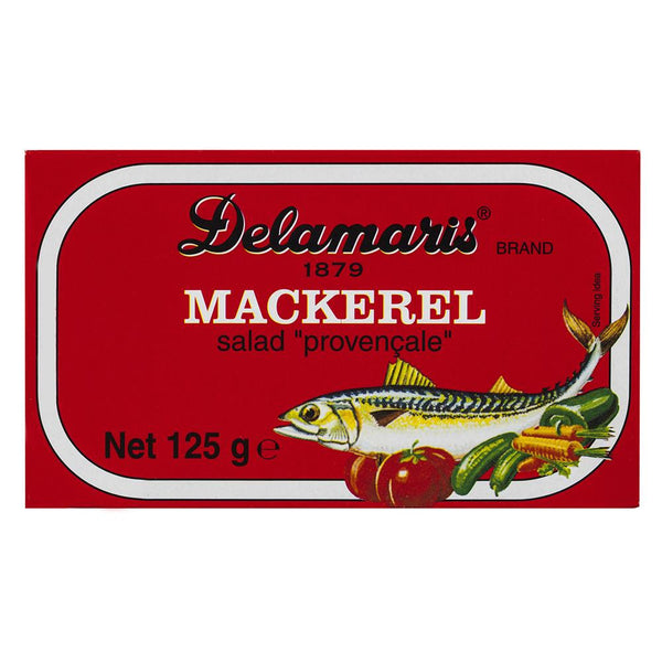 Delamaris Mackerel Provencale | Harris Farm Online