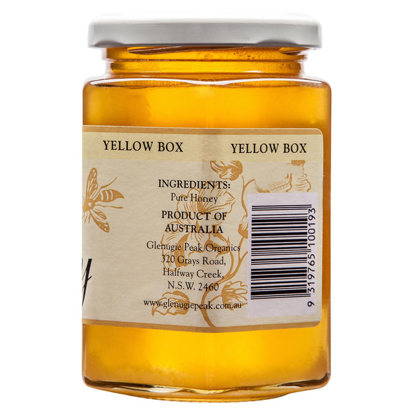 Glenugie Yellow Box Honey 400g , Grocery-Spreads - HFM, Harris Farm Markets  - 3