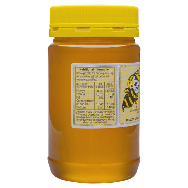 Bonville Pure Honey 500g , Grocery-Condiments - HFM, Harris Farm Markets  - 2