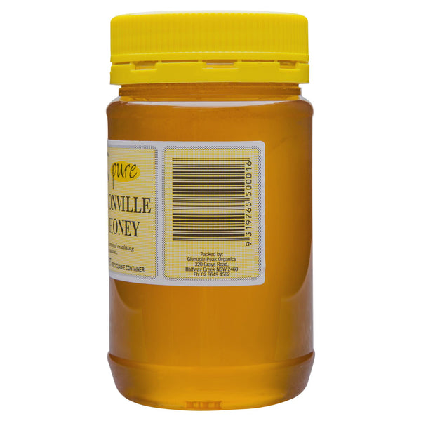 Bonville Pure Honey 500g , Grocery-Condiments - HFM, Harris Farm Markets  - 3