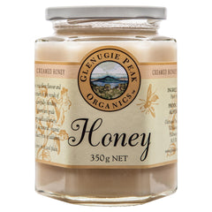 Glenugie Creamed Honey 350g , Grocery-Condiments - HFM, Harris Farm Markets  - 1