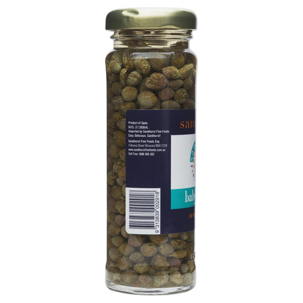 Sandhurst Baby Capers 110g , Grocery-Antipasti - HFM, Harris Farm Markets  - 3