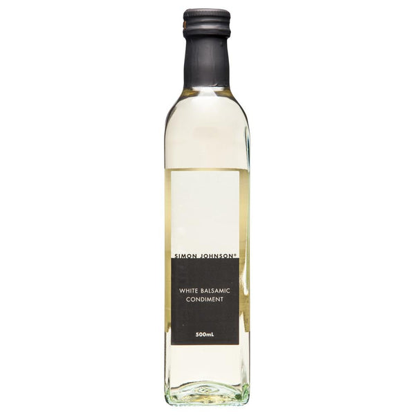 Simon Johnson White Balsamic Vinegar 500ml , Grocery-Oils - HFM, Harris Farm Markets  - 1