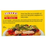 Sirena Tuna Slices In Oil 125g , Grocery-Can or Jar - HFM, Harris Farm Markets  - 3