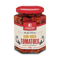 Sandhurst - Semi Dried Tomatoes (270g)