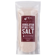 Chef's Choice Himalayan Pink Fine Salt | Harris Farm Online