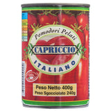 Capriccio Peeled Tomatoes 400g , Grocery-Can Veg - HFM, Harris Farm Markets  - 2
