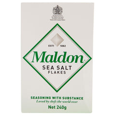 Maldon Sea Salt 240g , Grocery-Cooking - HFM, Harris Farm Markets  - 1