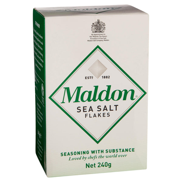 Maldon Sea Salt 240g , Grocery-Cooking - HFM, Harris Farm Markets  - 2
