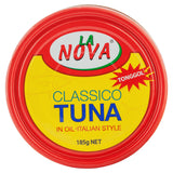 La Nova Tuna In Oil Italian Style 185g , Grocery-Can or Jar - HFM, Harris Farm Markets  - 3
