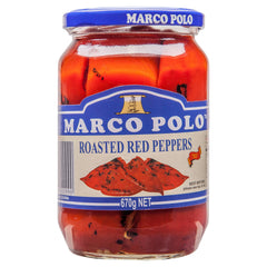 Marco Antipasti Peppers Red Roasted 670g , Grocery-Condiments - HFM, Harris Farm Markets  - 1
