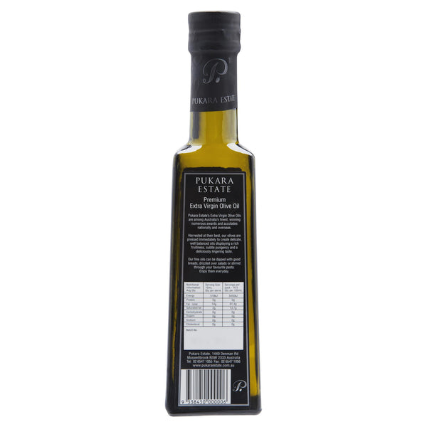 Pukara Premium Extra Virgin Olive Oil 250ml , Grocery-Oils - HFM, Harris Farm Markets  - 2