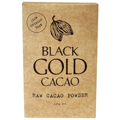 Black Gold - Raw Cacao Powder (125g)